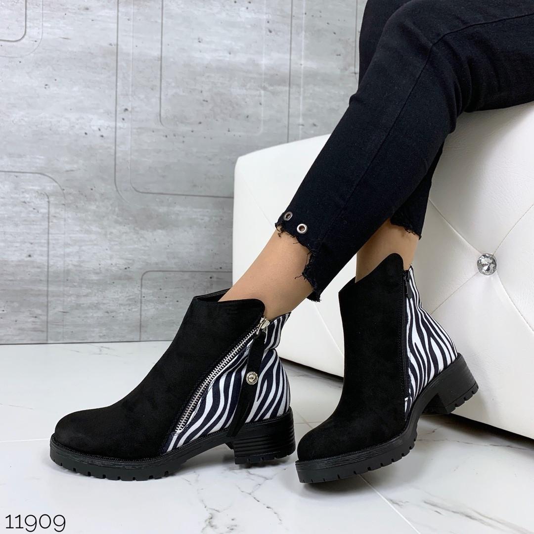 Женская обувь ботинки осень