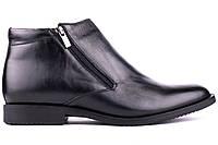Ботинки мужские зимние классические кожаные Mida 14270 (1)