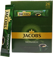 Кофе растворимый Jacobs Monarch (26х1.8 г)  в стиках