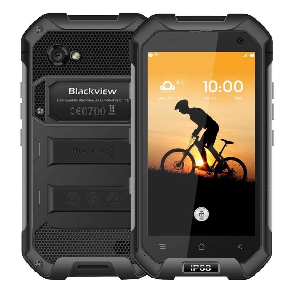 Blackview BV6000 3/32Gb Violet Black (STD01254)
