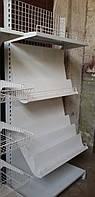 Торговые стеллажи книжные бу, фото 1