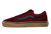 Кеды Vans Old Skool Bordo Black Gum