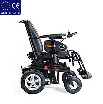 Инвалидная электроколяска с регулировкой высоты сиденья W1022, фото 3