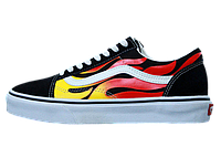 Мужские кеды Vans Old Skool Pro Fire Black