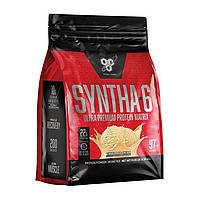 BSN Syntha-6 4,54 кг (мешок) - ванильное мороженое, фото 1