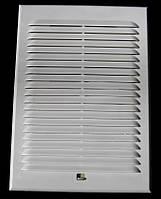 Решетка вентиляционная с жалюзи 215 Х 175 (Николаев)