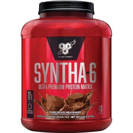 BSN Syntha-6 2,27 кг - ванильное мороженое, фото 1