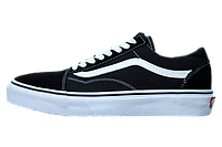 Мужские кеды Vans Old Skool Black White