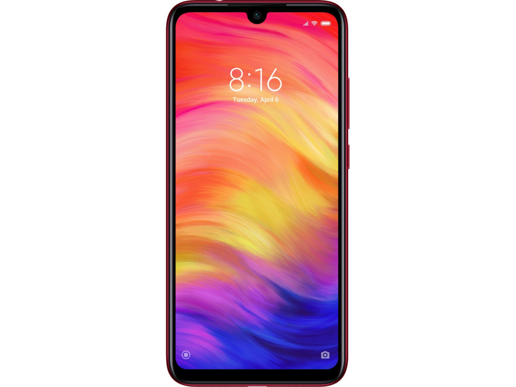 Смартфон Xiaomi Redmi Note 7 4/128GB Global Red (STD03909), фото 1