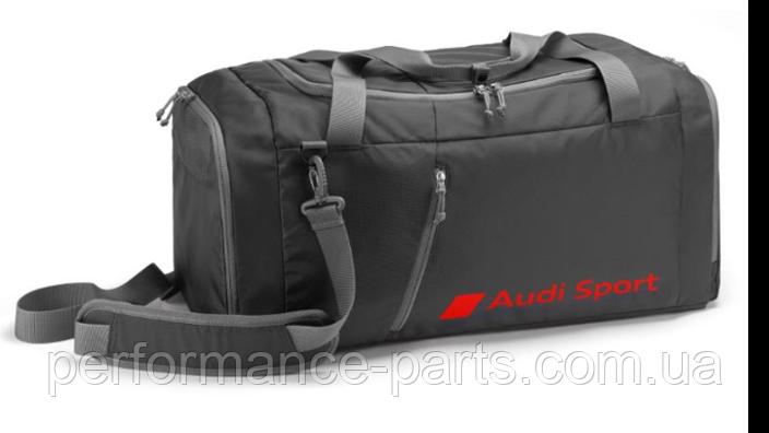 Спортивно-туристическая сумка Audi Sports bag, Audi Sport, Dark Grey, 3151901400
