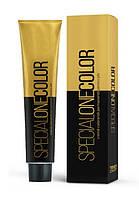 Стойкая крем-краска для волос Trendy Hair  Special One Color 1.10 blue black 60 мл (SOC- 1.10)