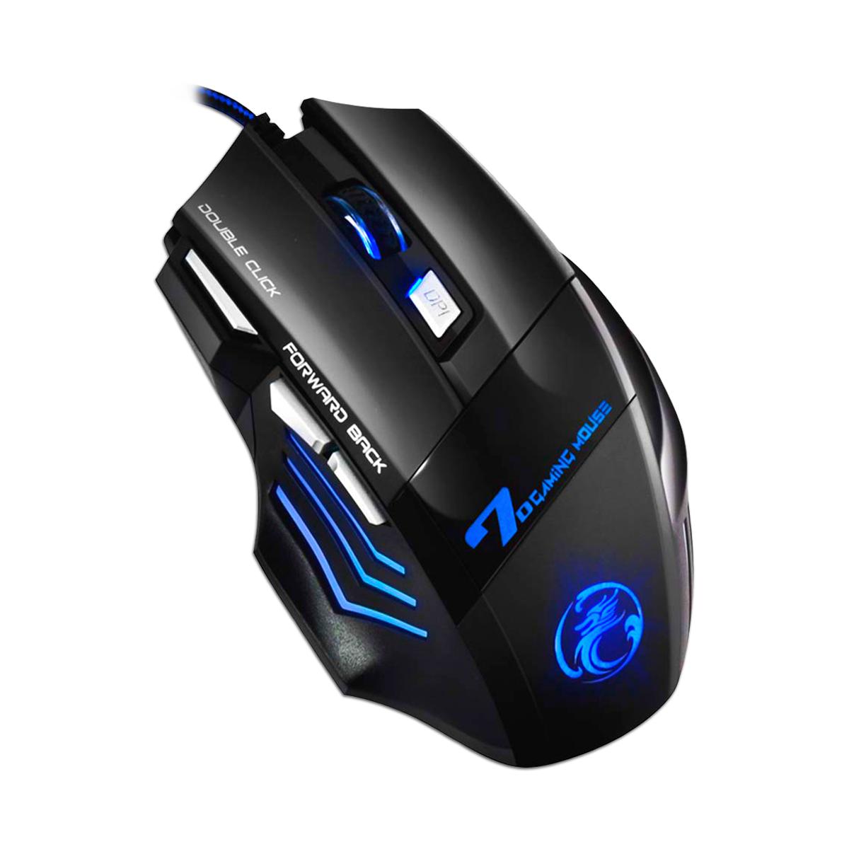 Игровая мышка с подсветкой Imice X7