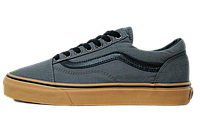 Мужские кеды Vans Old Skool Grey Light Gum
