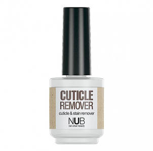 Засіб для відалення кутикули NUB Cuticle Remover 15 мл