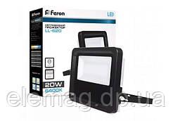 20W Світлодіодний прожектор Feron LL - 620