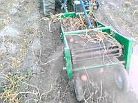 Нова картоплекопачка Володар,підходить до будь мотоблоків та минитракторам,універсальний привід(ланцюг,ВОМ,ремінь)