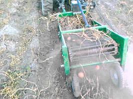 Новая картофелекопалка Володар,подходит к любым мотоблокам и минитракторам,универсальный привод(цепь,ВОМ,ремень)