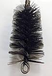 Щётка Ерш для чистки котла D 60 мм (Стальная), фото 2