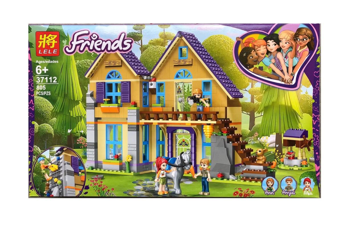 Конструктор Friends Дом Мии LELE 37112