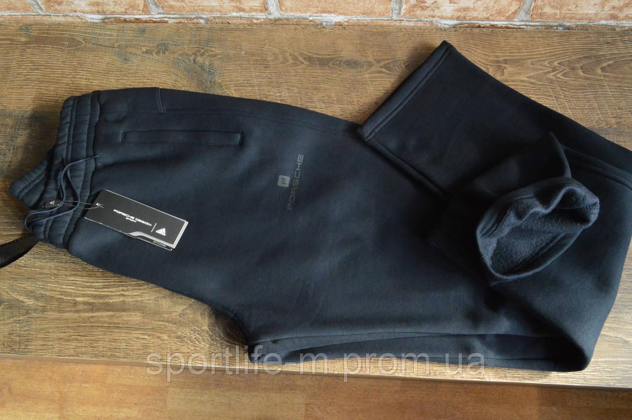 8013-Мужские спортивные штаны Porshe Adidas Зима