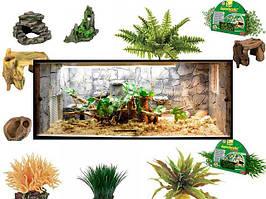 Декорації для рептилій