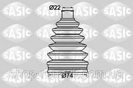 Пыльник шруса наружный (термопласт) SASIC 1904008 (хомут + смазка)