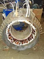 Ремонт, перемотка и реставрация электродвигателей
