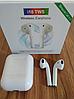 Беспроводные наушники Bluetooth  TWS AirPods i18 с боксом для зарядки, наушники ТВС АирПодс реплика Сенсорные, фото 3