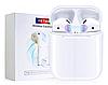 Беспроводные наушники Bluetooth  TWS AirPods i18 с боксом для зарядки, наушники ТВС АирПодс реплика Сенсорные, фото 9