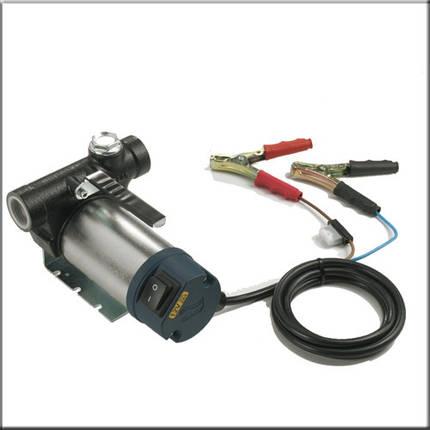 Flexbimec 6254 - Насос для перекачивания дизельного топлива 43 л/мин, фото 2