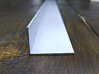 Алюминиевый уголок, Анод, 25х15х1 мм, фото 1