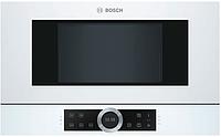 Микроволновая печь Bosch BFR 634 GW 1 ( 21 л, сенсорное управление, белый)