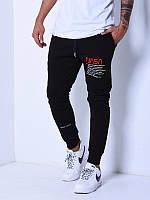 Спортивные штаны NASA черные, спортивные штаны nasa