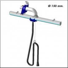 Filcar ECOSYS-D-15/1 - Рельсовая система для вытяжки выхлопных газов 15 метров, фото 2