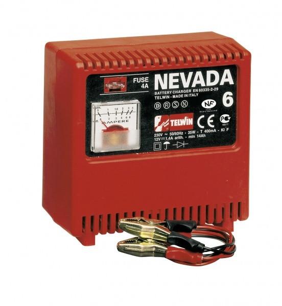 Nevada 6 - Зарядное устройство 230 В, 12В