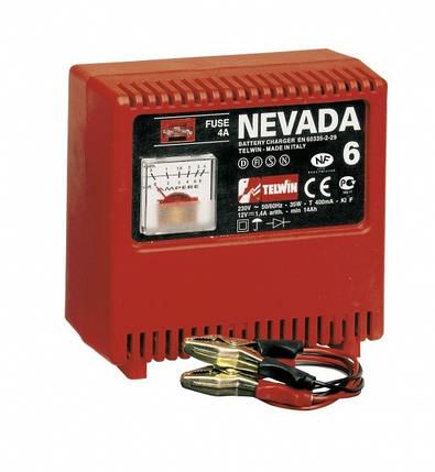 Nevada 6 - Зарядное устройство 230 В, 12В, фото 2