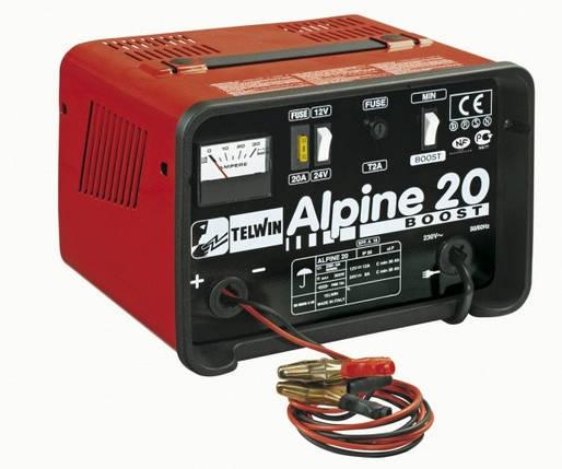 Alpine 20 Boost - Зарядное устройство 230В, 12-24В, фото 2