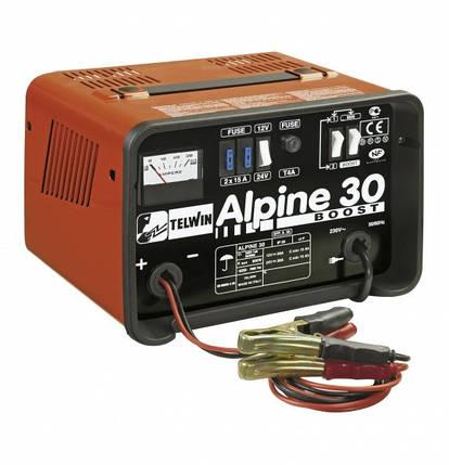 Alpine 30 Boost - Зарядное устройство 230В, 12-24В, фото 2