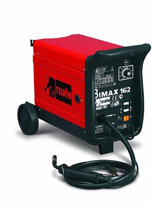 Bimax 162 Turbo - Зварювальний напівавтомат (230В) 30-145 А, фото 2
