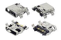 Разъем micro usb Samsung J510, J710, G350, G355H, G3815, G530, G531, G7102, S7272, J200