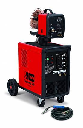 Supermig 480 AQUA - Зварювальний напівавтомат (380В) 50-420 А, фото 2