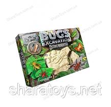 """Набор для проведения раскопок """"BUGS EXCAVATION"""" жуки"""