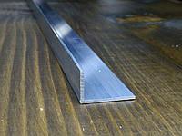 Алюминиевый уголок Без покрытия, 25х15х1.5 мм, фото 1