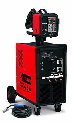 Digital Supermig 610 Synergic - Зварювальний напівавтомат (380В) 60-550 А, фото 2