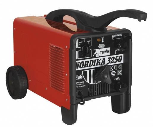 Nordika 3250 - Зварювальний трансформатор 60-250 A, фото 2