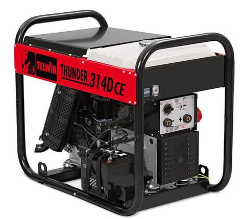 Thunder 314D CE - Сварочный генератор 40-300 А, фото 2