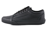 Кеды Vans Embossed Sidewall Old Skool Full Black