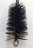Щітка Йорж для чищення котла D 100 мм (Сталева), фото 2