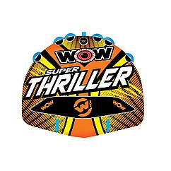 Буксируемый баллон (Плюшка) Super Thriller 3Р WOW 18-1020