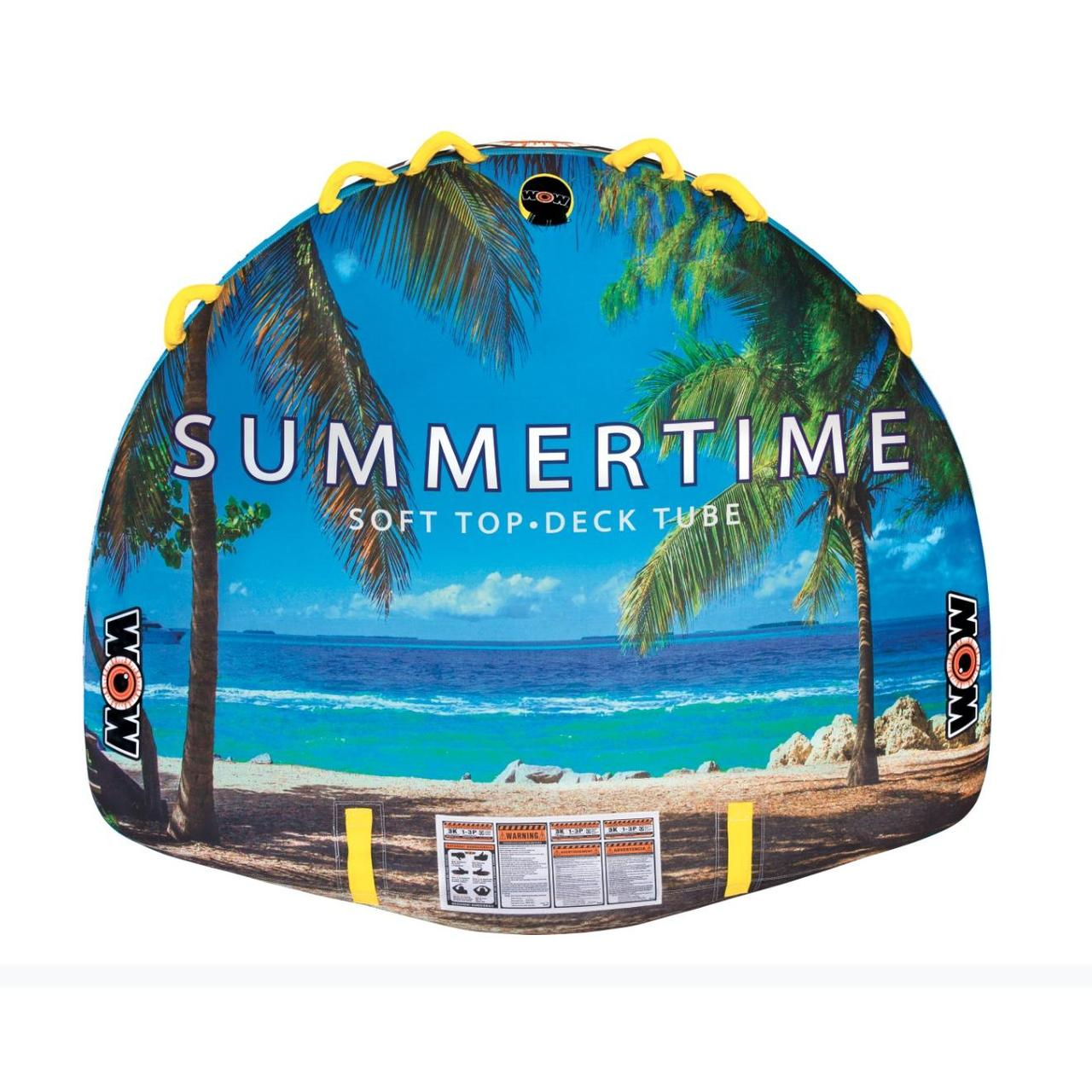 Буксируемый баллон (Плюшка) Summertime 3P Towable WOW 19-1030